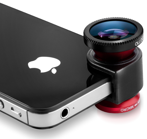 ōlloclip 3-In-One iPhone Photo Lens