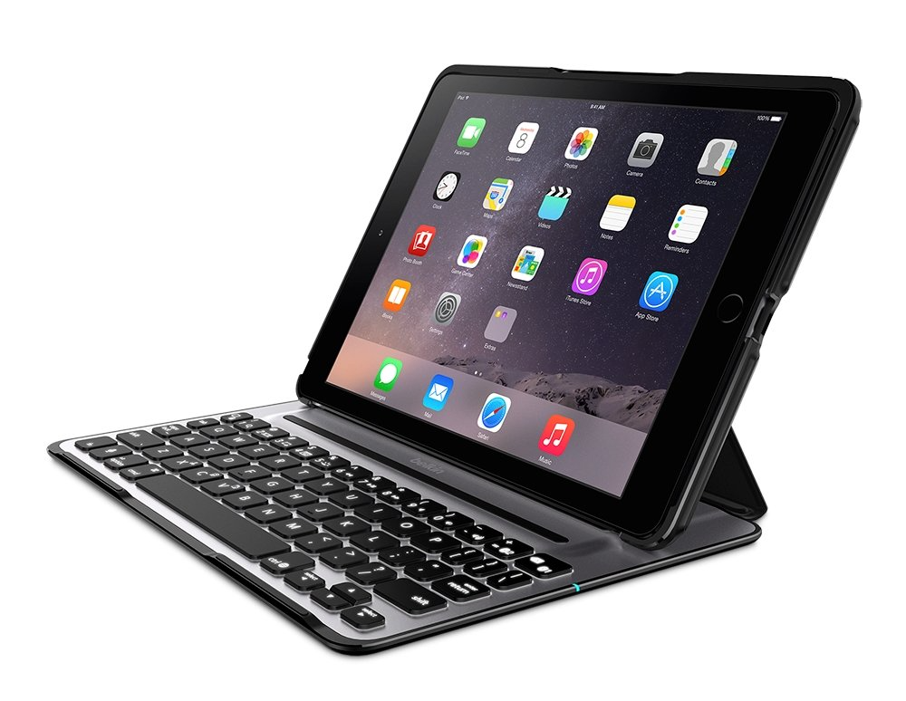 Belkin QODE Ultimate Pro Keyboard Case for iPad Air 2